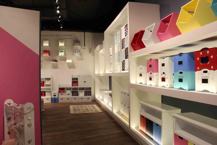 Дизайнерские идеи для оформления торгового помещения детского магазина