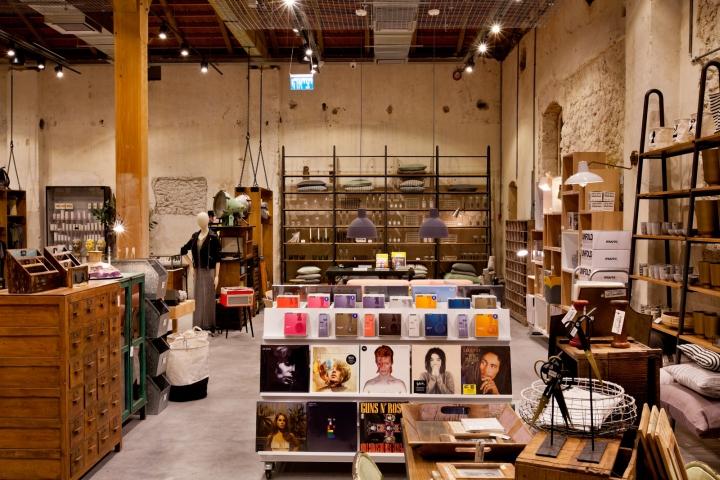 (RU) 10 дизайнерских идей в оборудовании торгового помещения
