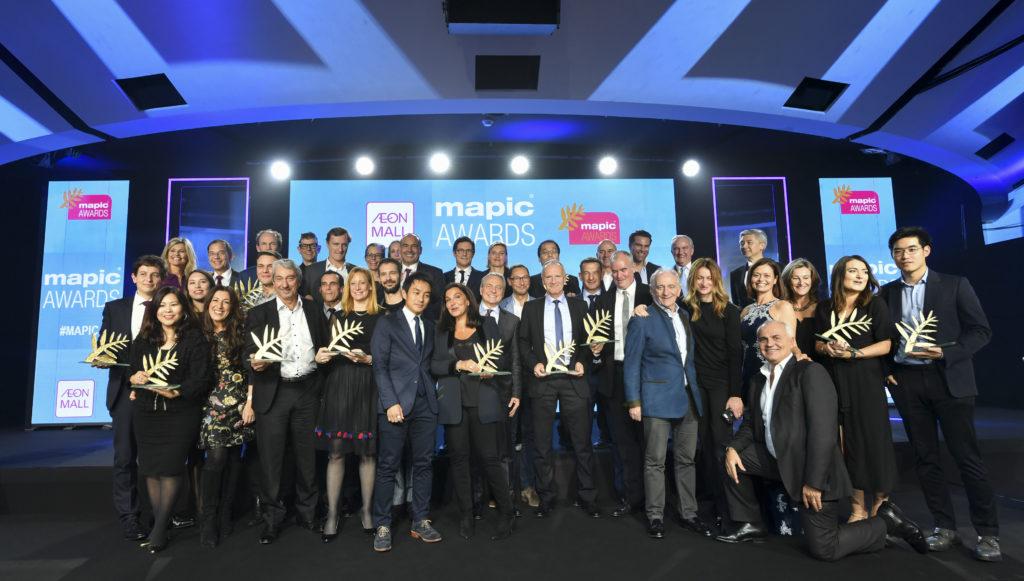 Топ-10 ритейлеров на MAPIC Awards 2018