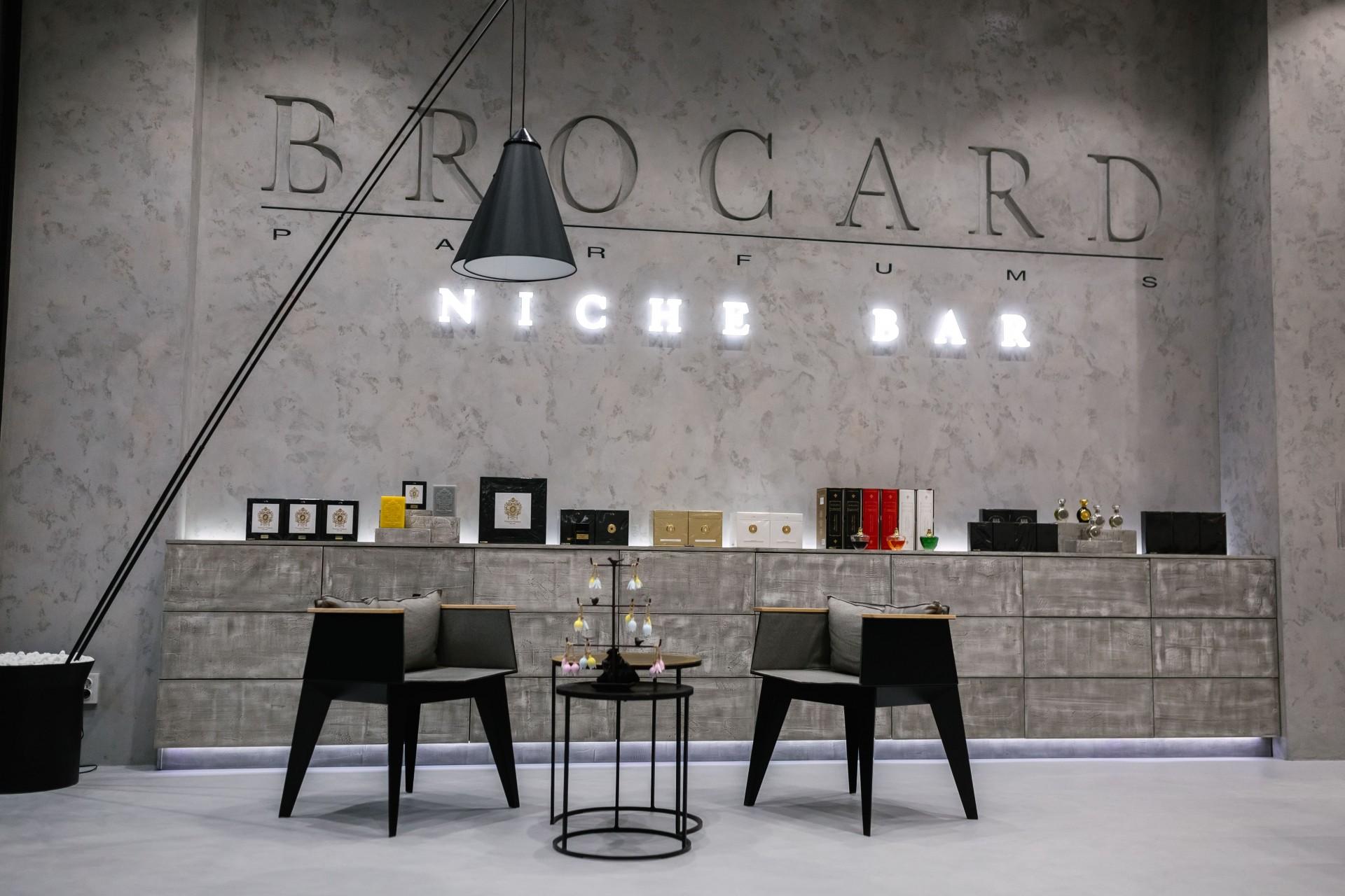 Brocar d Niche Bar как пример запоминающегося интерьера