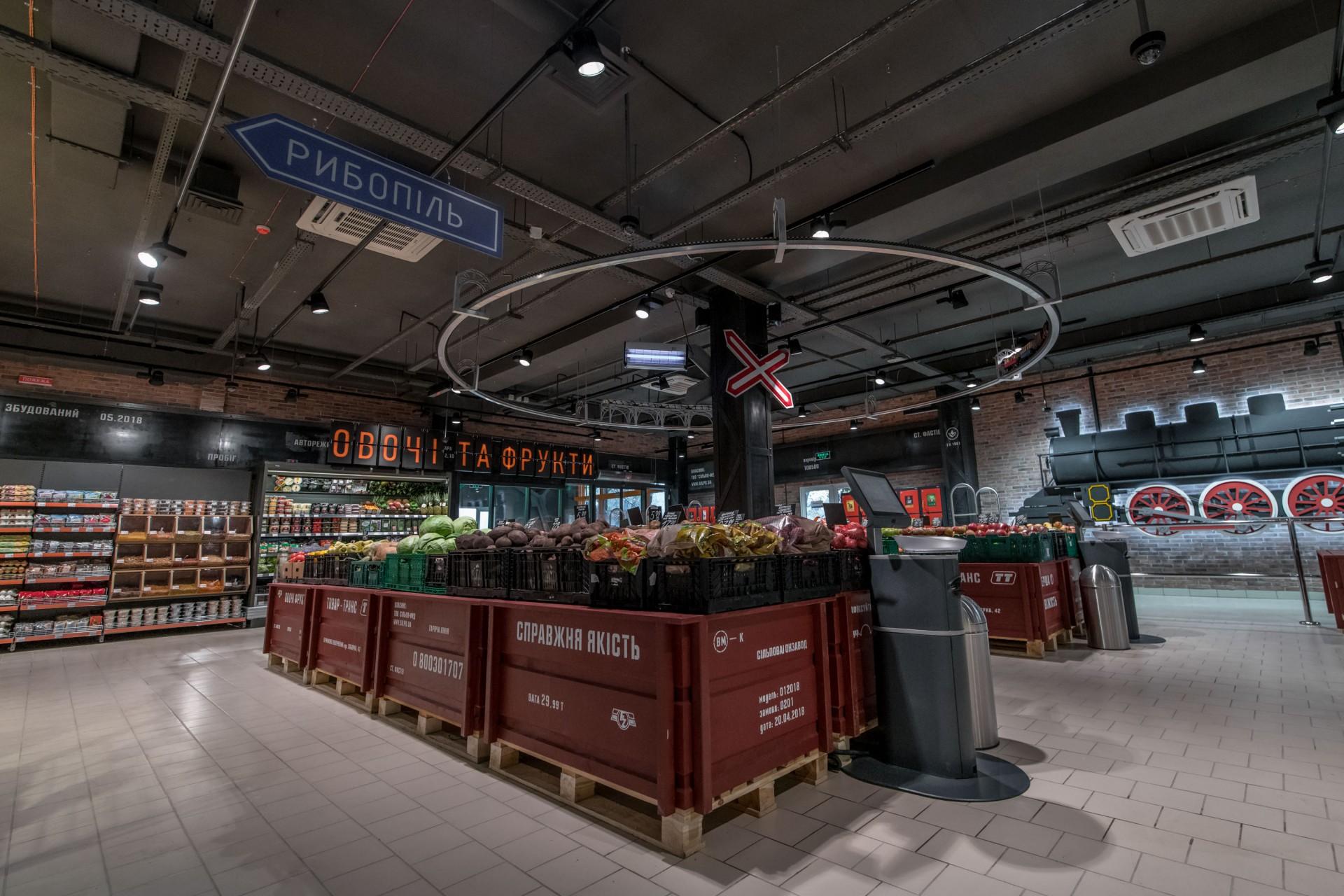 Как изменились известные магазины за 10 лет