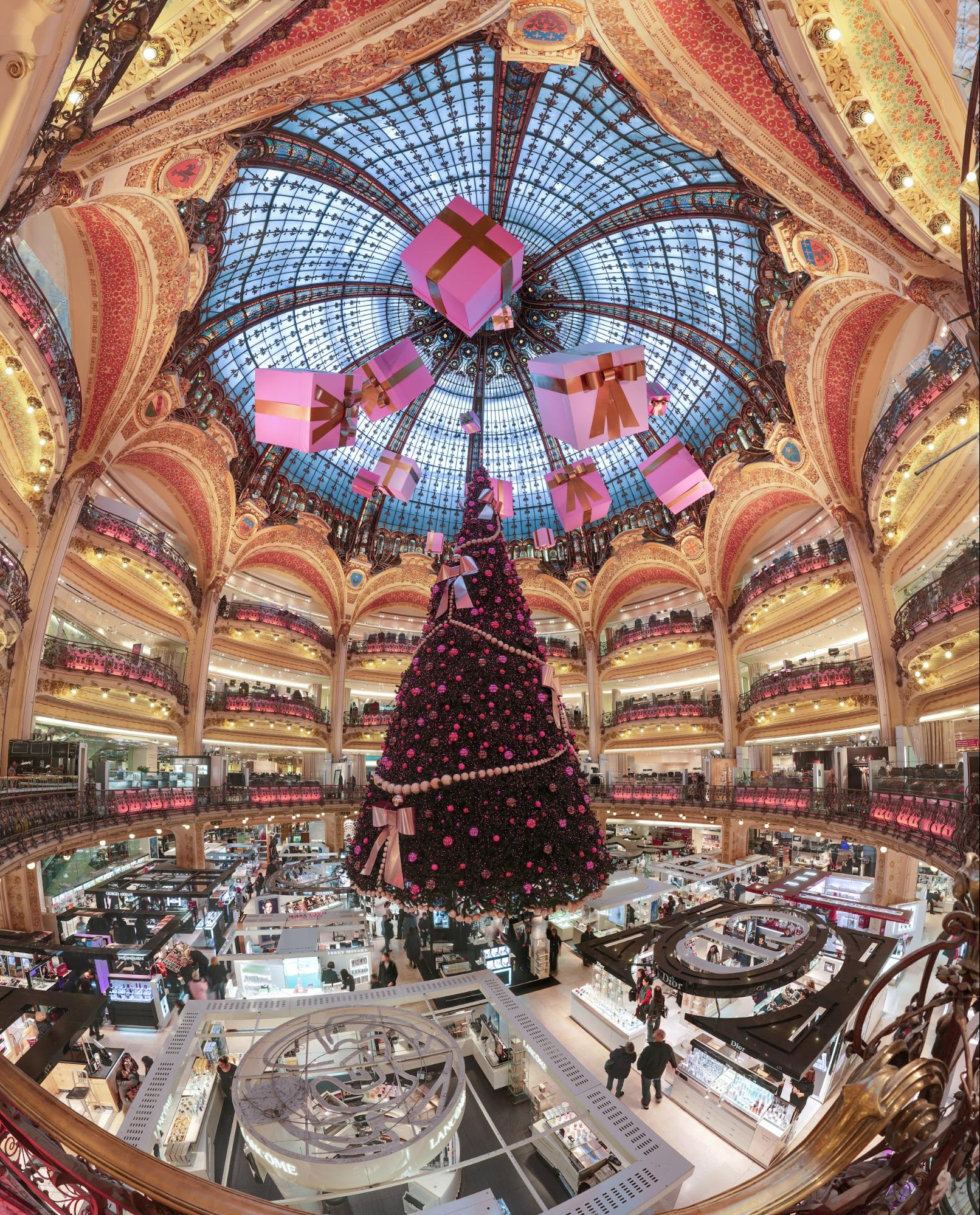 Groupe Galeries Lafayette — победитель в номинации «Ритейлер года»