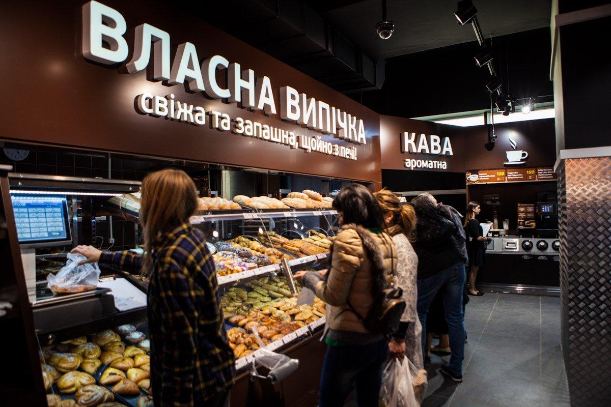 Как выглядят новые магазины «АТБ»