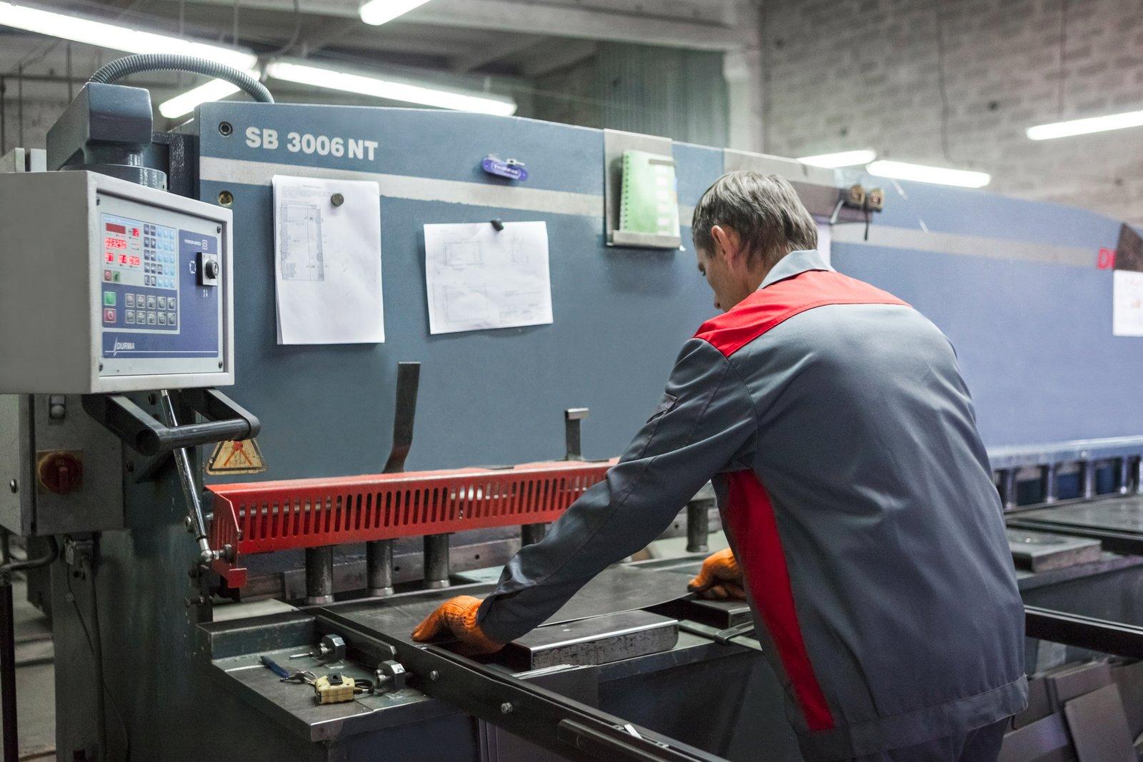 Производственный процесс Ustor