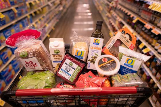 Albertsons: товары под собственной торговой маркой