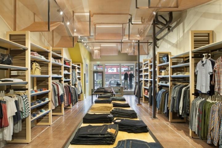 Пример магазина в экостиле — Convert Man в Сан-Франциско.